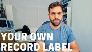 start a record label