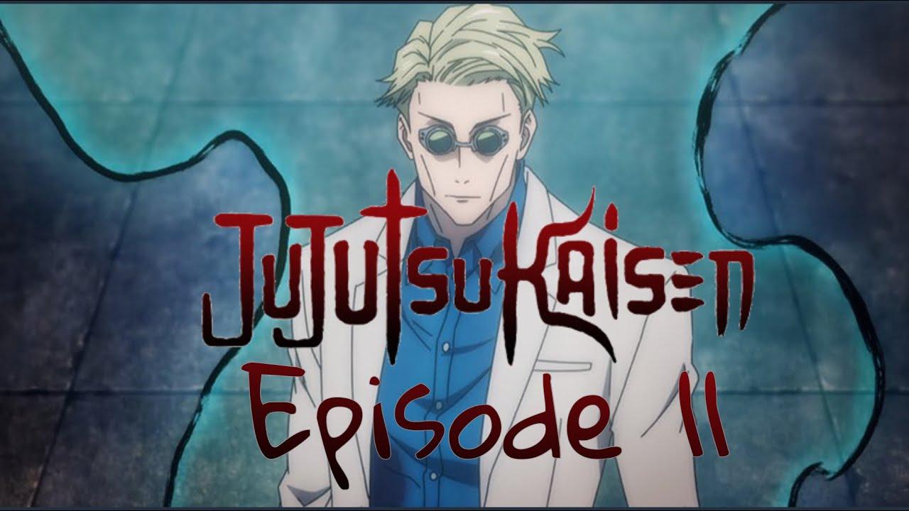 JUJUTSU KAISEN EPISODE 11 REVIEW! WELL THAT WENT LEFT QUICK!!