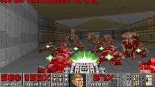 Doom II: Hell on Earth - Nightmare! 100% Secrets Speedrun in 47:52