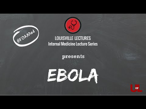 Ebola With Dr. Mark Burns