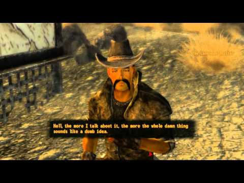 Fallout New Vegas - The Lonesome Drifter |