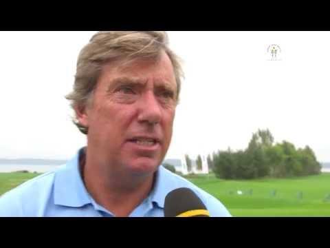 2014 Latvia Senior Skins Match  Ozo Golf Club, Riga , Latvia 2 minutes