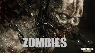 *LIVE STREAM* CALL OF DUTY WW2 ZOMBIES (PS4)