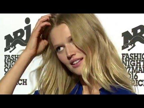 Topmodel Toni Garrn über Modesünden: «Senfgelb geht bei mir gar nicht!»