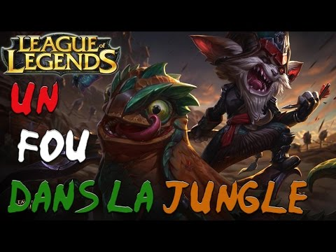 League of Legends | Kled le champion viable en Jungle ??
