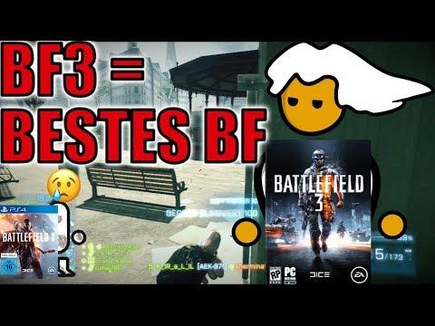 Warum BF3 das beste Battlefield aller Zeiten war