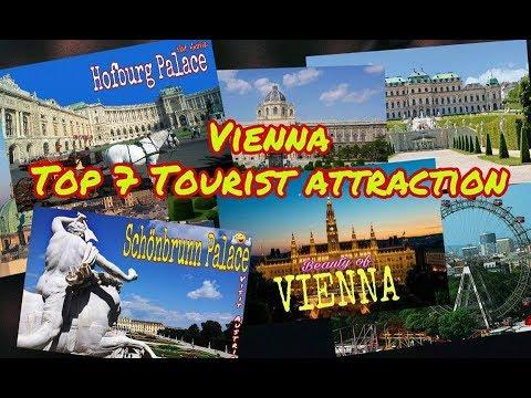VIENNA TOP 7 TOURIST ATTRACTION.