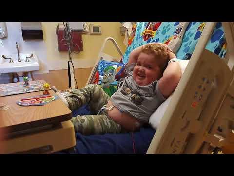 Brantley Brooks' HLH Story | Cincinnati Children's