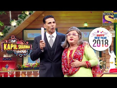 New Year Special | Nani | The Kapil Sharma Show
