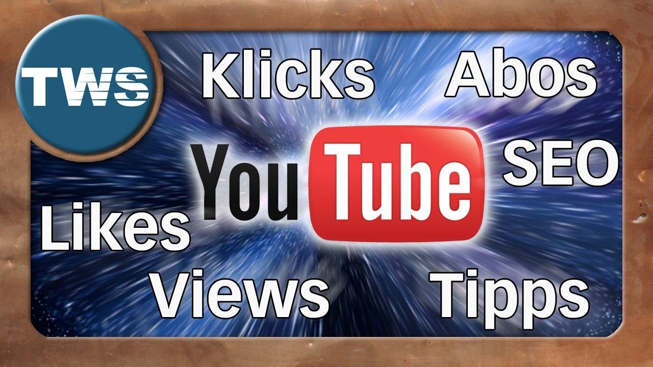 Tutorial: So funktioniert YouTube #2/3 – Tipps & Wissen zu Klicks, Likes, Views, Abos, SEO (TWS)