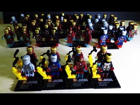 lego marvel superheroes iron man sheng yuan bootleg review edit bootleg iron man 2 starring