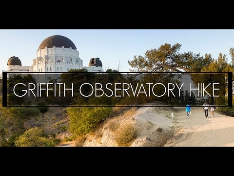 GRIFFITH OBSERVATORY + HIKING | Louis Polo