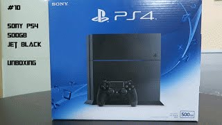 Unboxing: Sony PS4 500GB Jet Black(Sony PS4 500GB Jet Black first unboxing & hands-on! RRP: $569 Where to buy: GameXtreme http://list.qoo10.sg/item/GAMEXTREME-... http://gamextreme.sg/ ..., 2016-02-05T05:47:24.000Z)