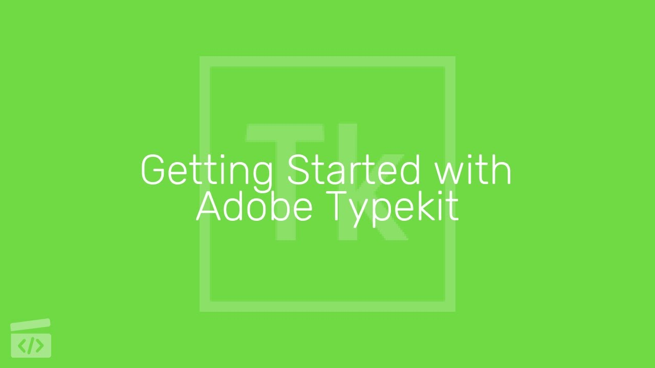 Getting Started with Adobe Typekit, Part 8: Adding Typekit Fonts to Adobe XD