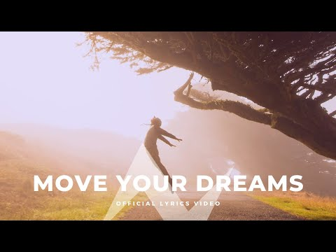 Sia Feat. Albert Vishi - Move Your Dreams (Lyrics Video)