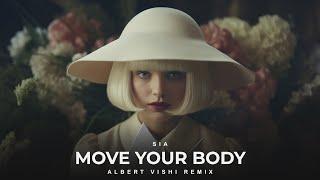 Download lagu Sia feat Albert Vishi Move Your Dreams MP3
