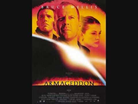 Armageddon (1998) by Trevor Rabin - Asteroid Chase - The Shuttle Crash