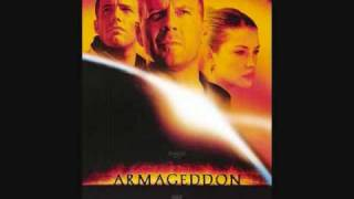 Armageddon (1998) by Trevor Rabin - Asteroid Chase - The Shuttle Crash