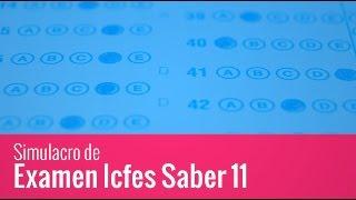Simulacro Examen Icfes Saber 11