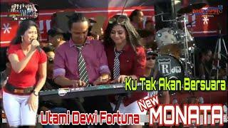 Ku Tak Akan Bersuara - Utami D.f new MONATA