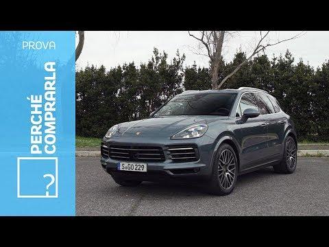 Porsche Cayenne (2018) | Perché comprarla... e perché no