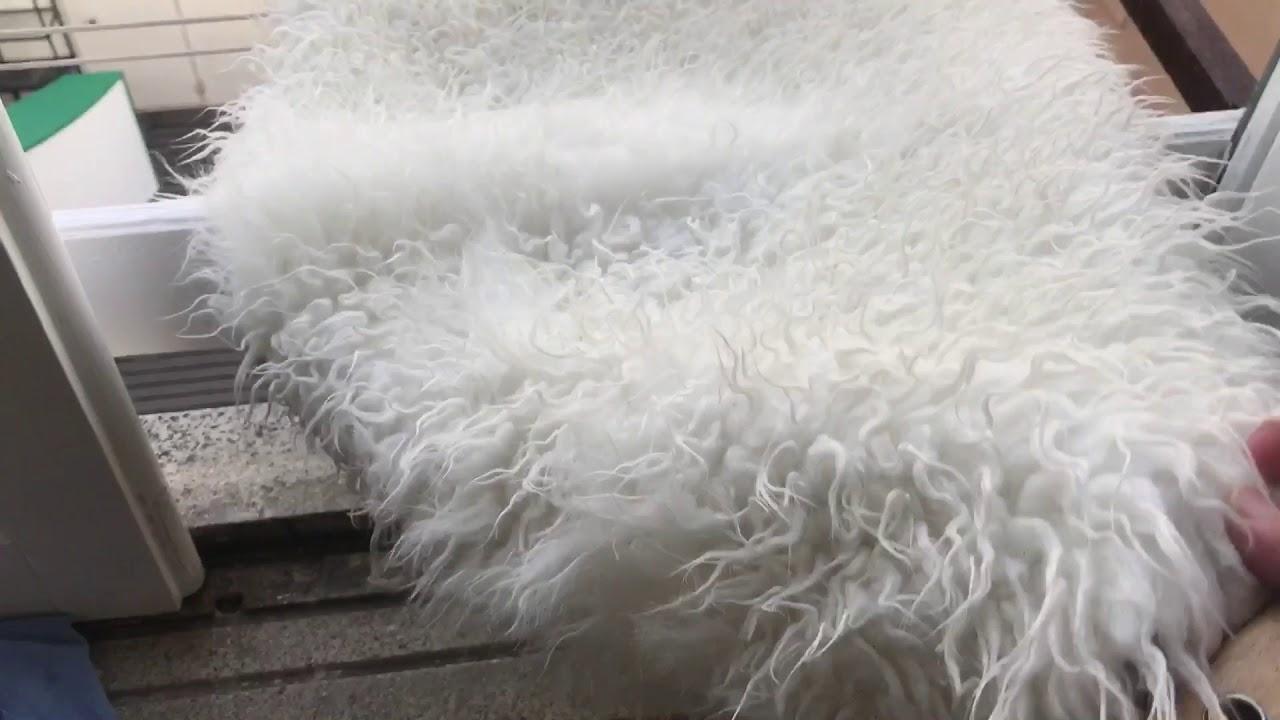 Como lavar tapete ikea - YouTube
