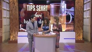 DR. OZ - Tips Sehat Dari Bahan Dapur with Chef Aiko Part 1/3