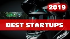Startups that will change the market! 2019 new technology