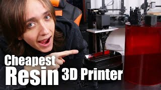 Cheapest Resin 3D Printer, Is it Any Good? - Sparkmaker Review