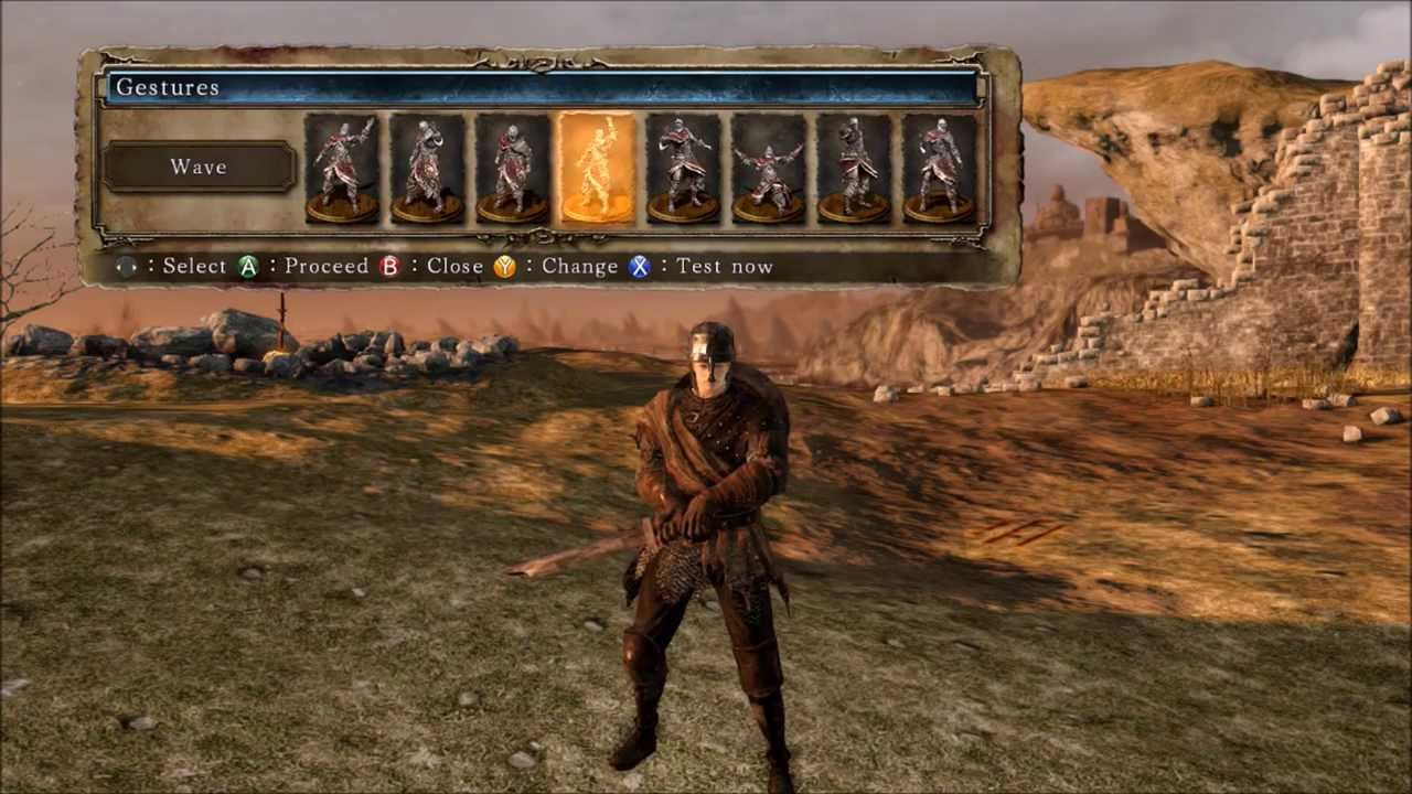 Dark Souls 2: All Starting Classes and Starting Weapon Movesets ...