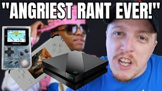 """DreamcastGuy's """"Angriest Rant Ever!"""" 