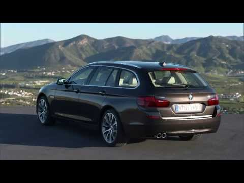 2014 BMW 530d Touring F 11 HD Exterior In Detail Commercial Carjam TV HD