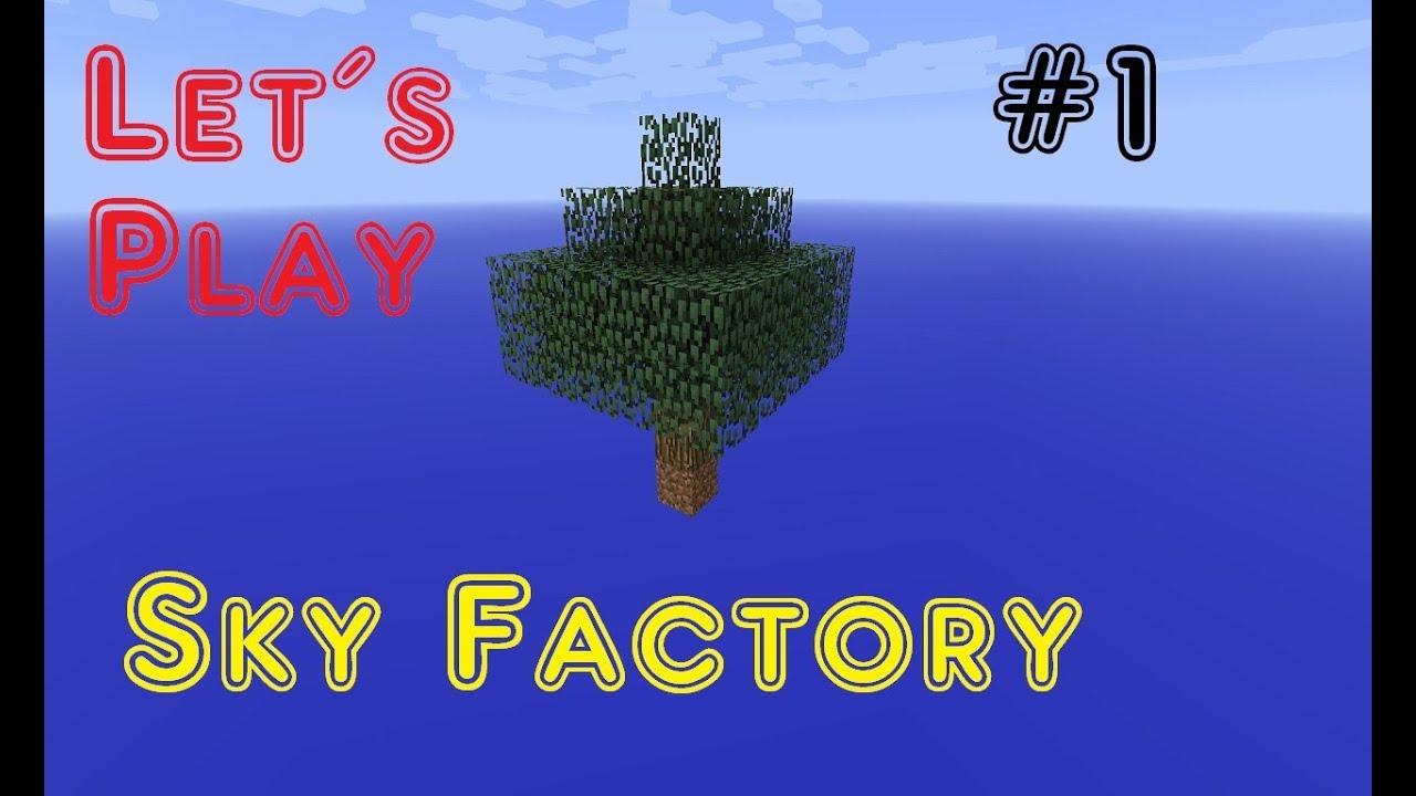Sky Factory Mine Craft Mod