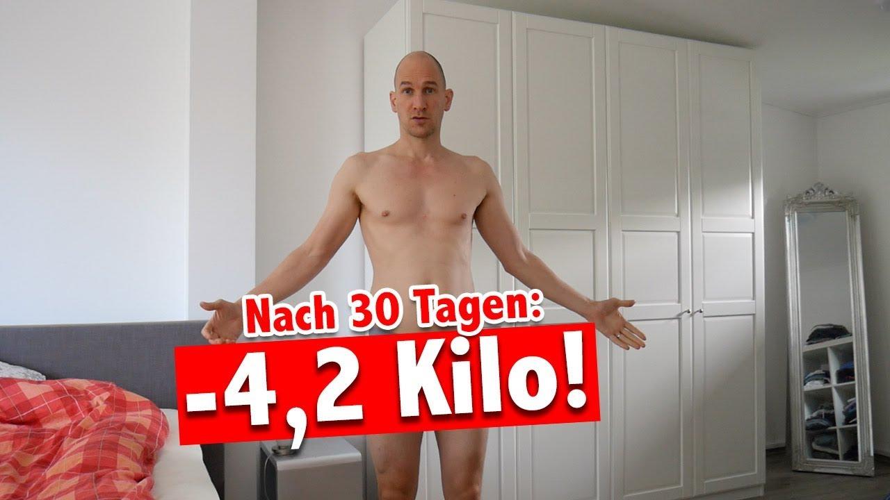 Wie man in 3 Tagen schnell Gewicht verliert, klingt