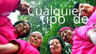 El Minuto de Aplausos será en homenaje a Cruz Rosa, Institución que se encarga de combatir el cáncer de mama.