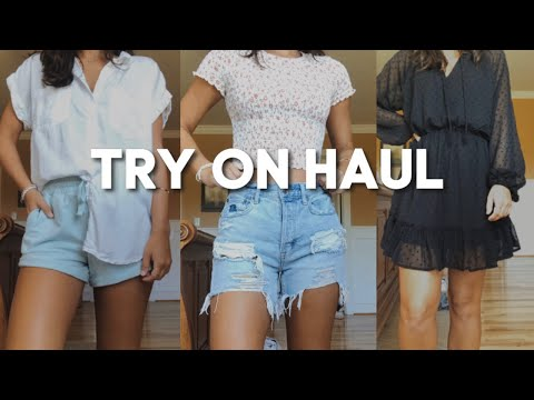 COLLECTIVE TRY ON HAUL | American Eagle, Hollister, & More!