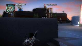 Just Cause 2 Three Kings Faction Mission Part 2