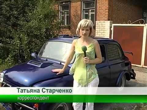 Электромобиль ЗАЗ 965 Горбатый Запорожец Электромобиль свими руками