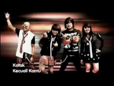 Kecuali Kamu - KOTAK (Karaoke / No Vocal)