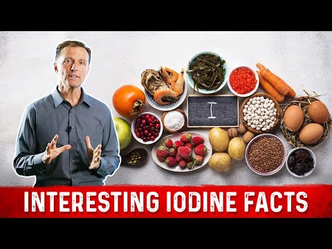 Interesting Iodine Facts
