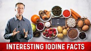 Interesting Iodine Facts