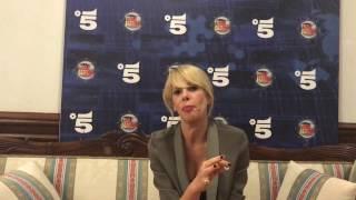 Intervista ad Alessia Marcuzzi (Isola dei Famosi 2017)