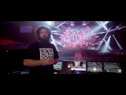 Lighting, timecode & 3D for Planetshakers - How we did it