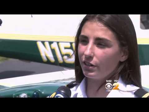 CBS 2 News: Nassau BOCES Student Set to Attend Naval Academy