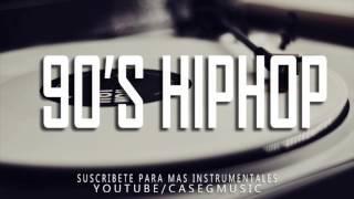 BASE DE RAP  - 90'S HIP HOP -  BOOM BAP  - OLD SCHOOL INSTRUMENTAL