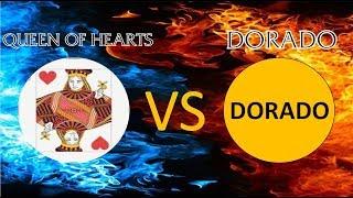 🔴TORNEO TIEMPOS DE FURIA IV (QUEEN OF HEARTS VS DORADO)