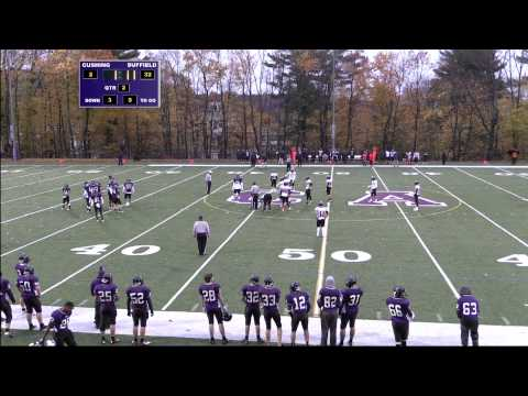 Cushing Academy- Varsity Football vs. Suffield Academy