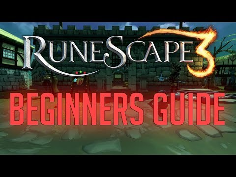 A beginners guide to Runescape 3