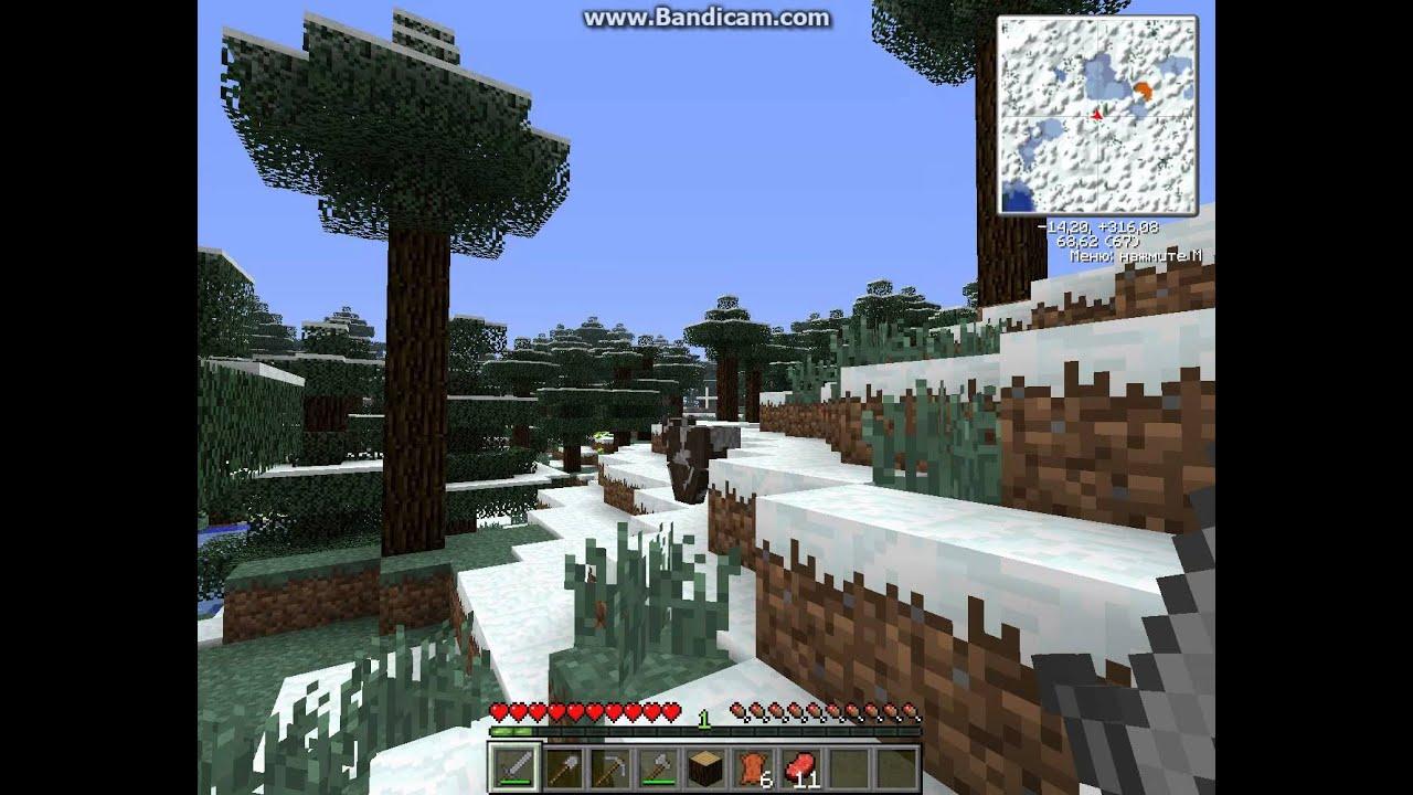 minecraft выживание - YouTube