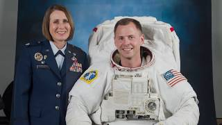 Col. Nick Hague, Airman Astronaut: Inspiration, Family & Expectations